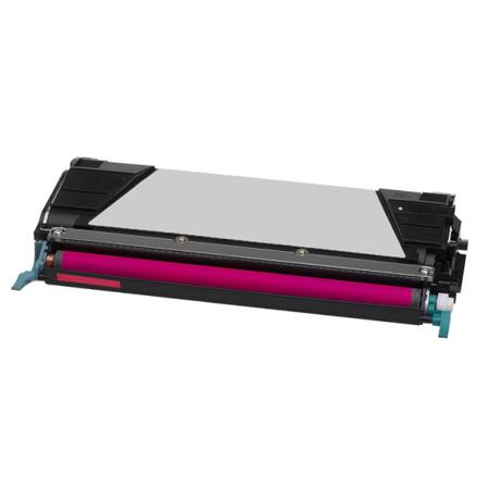 Compatible Magenta Lexmark C734A1MG Toner Cartridge