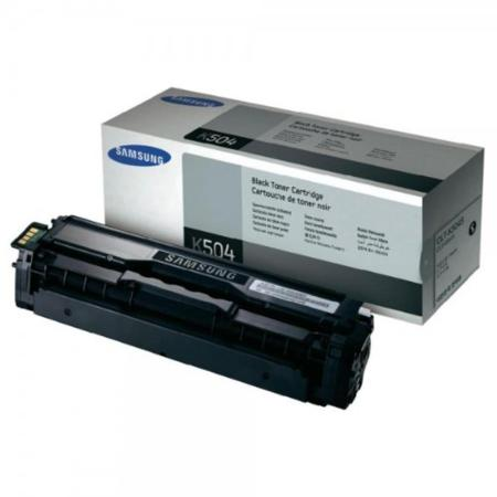 Samsung CLT-K504S Black Original Toner Cartridge