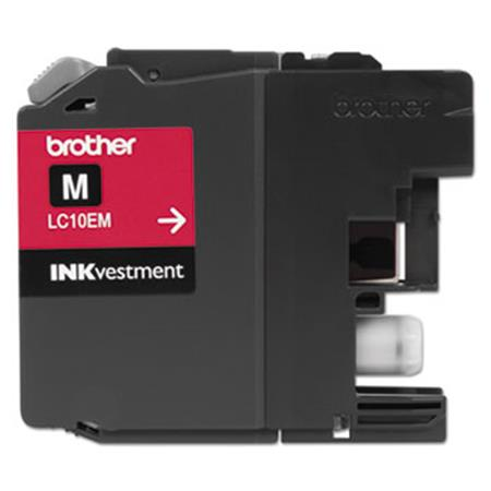 Brother LC10EM Magenta Original Print Cartridge