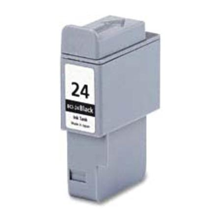 Compatible Black Canon BCI-24BK Ink Cartridge (Replaces Canon 6881A009)