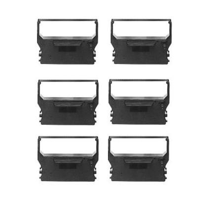 Star Micronics RC300 Compatible Black Printer Ribbon (PSB-41) - 6 Pack