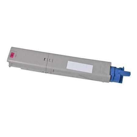 OKI 43459302 Remanufactured Magenta Toner Cartridge