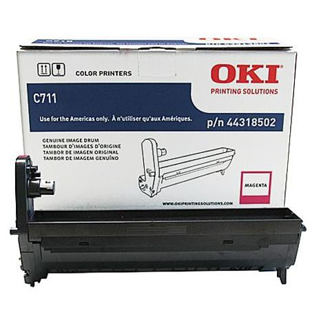 OKI 44318502 Magenta Original Standard Capacity Drum Unit