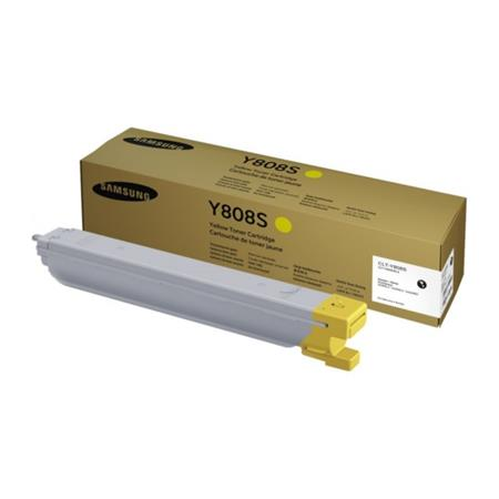 Samsung MLT-Y808S Original Yellow Toner Cartridge