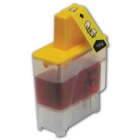 Brother LC41Y Yellow Compatible Printer Ink Cartridge