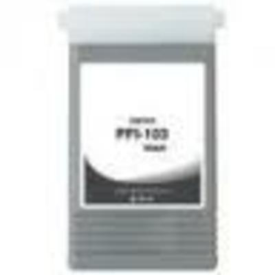 Canon PFI-103BK Black Remanufactured Ink Cartridge