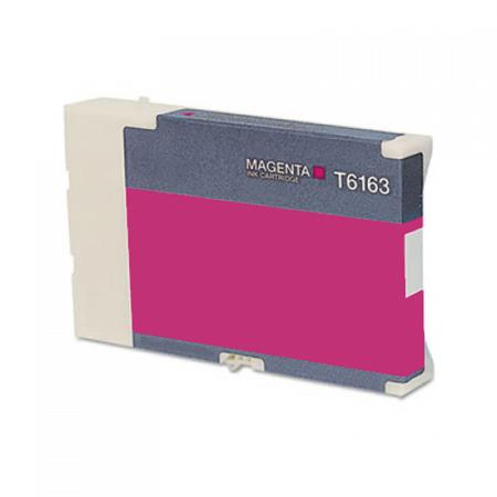Epson T616300 (T6163) Magenta Remanufactured Standard Capacity Ink Cartridge