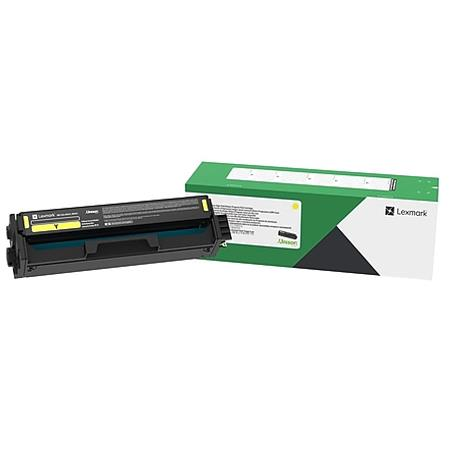 Lexmark C3210Y0 Original Yellow Standard Yield Toner Cartridge