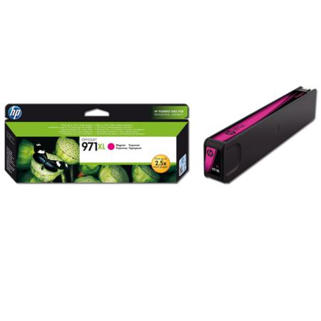 HP 971XL Magenta Original High Capacity Ink Cartridge (CN627AM)