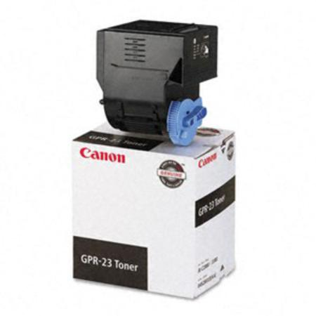 Canon GPR-23 Original Black Toner Cartridge (0452B003AA)