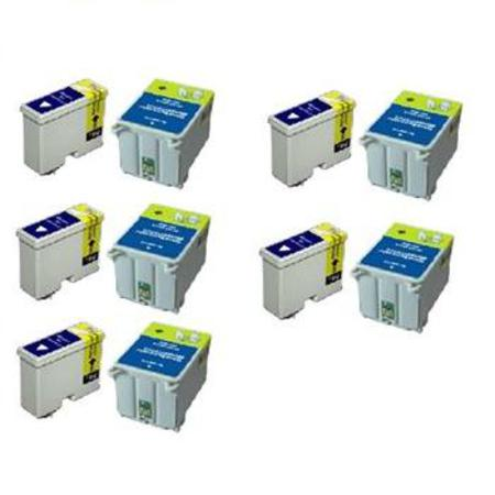 T019/T020 5 Full Sets Remanufactured Inks