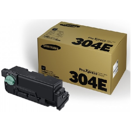 Samsung MLT-D304E Black Original Extra High Capacity Toner Cartridge