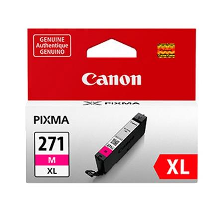 Canon CLI-271XLM Magenta Original High Capacity Ink Cartridge
