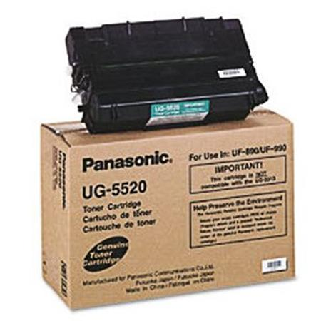 Panasonic UG5520 Black Original Toner Cartridge
