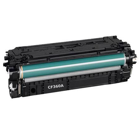 HP 508A Black Remanufactured Standard Capacity Toner Cartridge (CF360A)