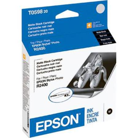 Epson T0598 (T059820) Matte Black Original Cartridge
