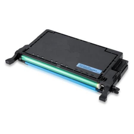 Samsung CLT-C609S Cyan Remanufactured High Yield Toner Cartridge
