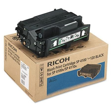 Ricoh 402809 (406997) Black Original Toner Cartridge