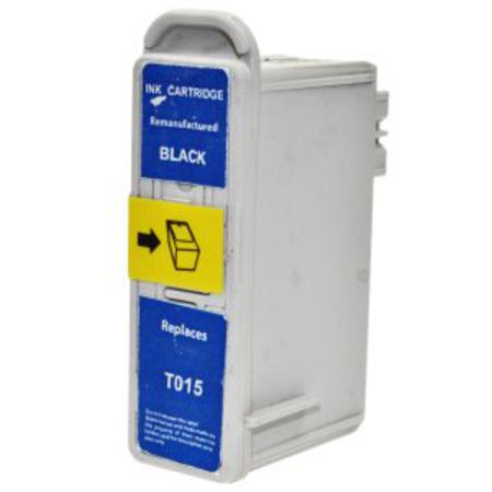 Epson T015 (T015201) Black Remanufactured Ink Cartridge