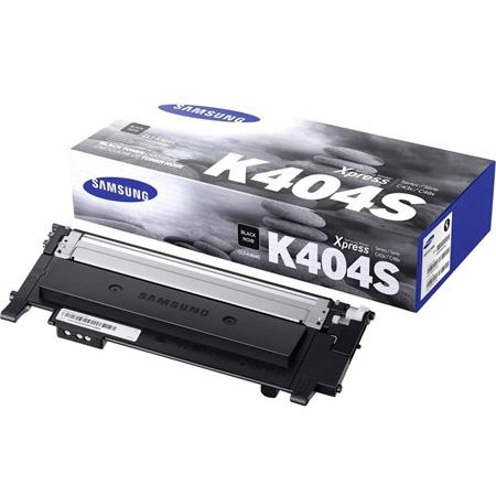 Samsung CLT-K404S Black Original Toner Cartridge