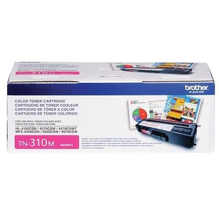 Brother TN310 Magenta Original Toner Cartridge
