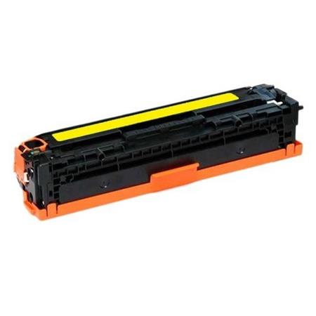 Compatible Yellow HP 651A Toner Cartridge (Replaces HP CE342A)
