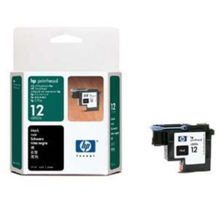 HP 12 Black Original Printhead (C5023A)