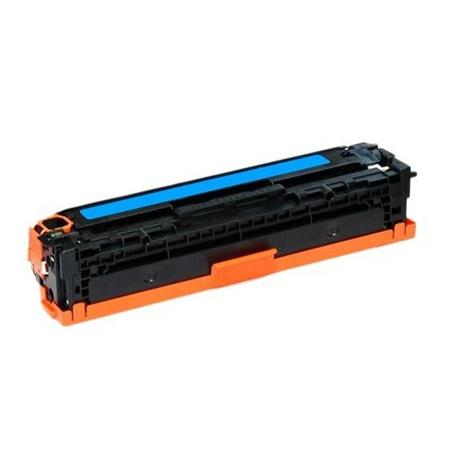 Compatible Cyan HP 651A Toner Cartridge (Replaces HP CE341A)