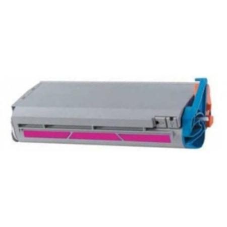 OKI 41963002 Remanufactured Magenta Toner Cartridge