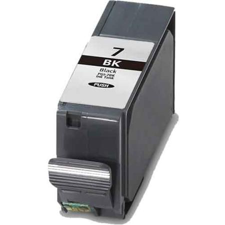 Compatible Black Canon PGI-7BK Ink Cartridge (Replaces Canon 2444B001)