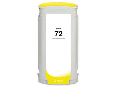 Compatible Yellow HP 72 Standard Yield Ink Cartridge (Replaces HP C9400A) (69ml)