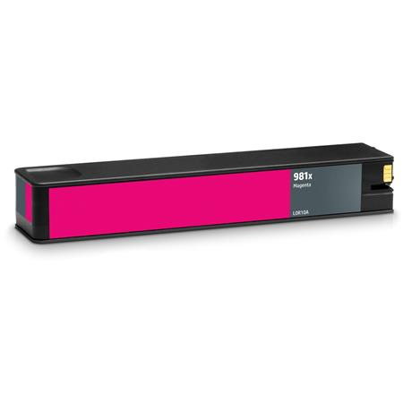 HP 981X (L0R10A) Magenta Remanufactured High Capacity Ink Cartridge