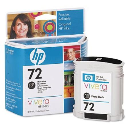 HP 72 (C9397A) Original Photo Black Ink Cartridge