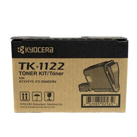 Kyocera Mita TK-1122 Black Original Toner Cartridge