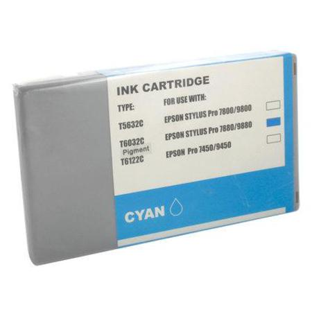 Compatible Cyan Epson T6032 Ink Cartridge (Replaces Epson T603200)