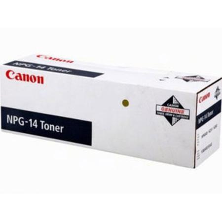 Canon NPG-14 Black Original Toner Cartridge (1385A002AA)