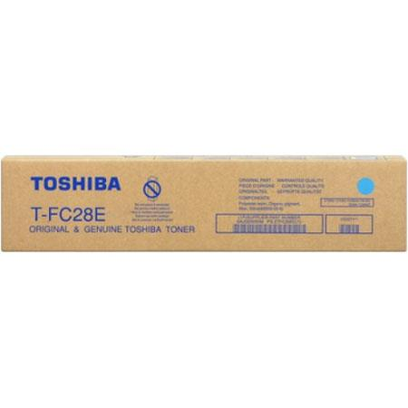 Toshiba TFC28C Cyan Original Toner Cartridge