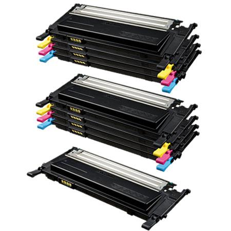 Clickinks 409S 2 Full Sets + 1 EXTRA Black Remanufactured Toner Cartridge