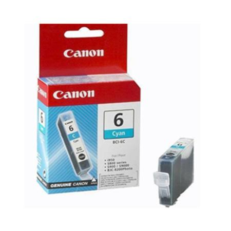Canon BCI-6C Cyan Original Cartridge