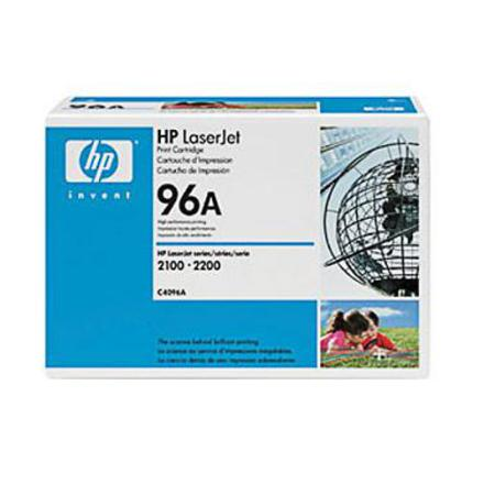 HP LaserJet 96A (C4096A) Black Original Standard Capacity Print Cartridge with Ultraprecise Technology