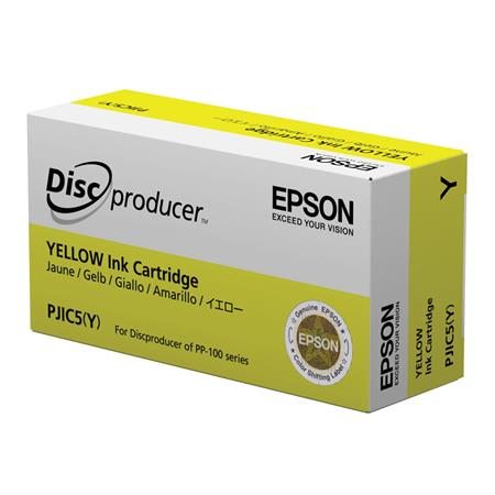 Epson PJ1C5 (S020451) Yellow Original Ink Cartridge