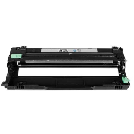 Brother DR223C Cyan Remanufactured Drum Unit