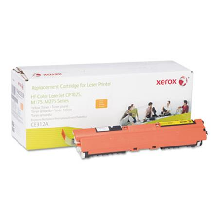 Xerox Premium Replacement Yellow Toner Cartridge for HP 126A (CE312A)