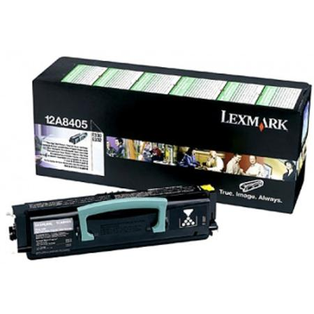 Lexmark 12A8405 Original Black Toner Cartridge