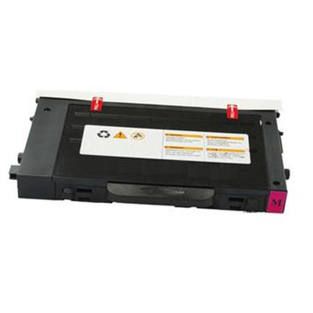 Compatible Magenta Samsung CLP-500M Toner Cartridge