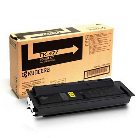 Kyocera Mita TK-477 Black Original Toner Cartridge