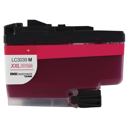 Compatible Magenta Brother LC3039M High Yield Ink Cartridge