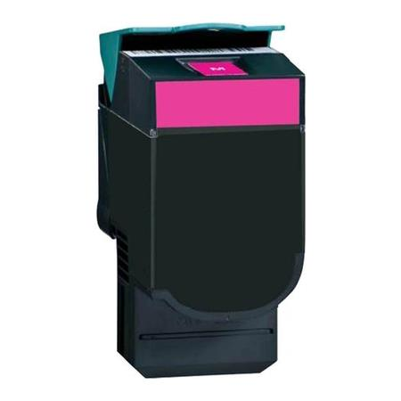 Lexmark C544X2MG Remanufactured Magenta Extra High Capacity Toner Cartridge