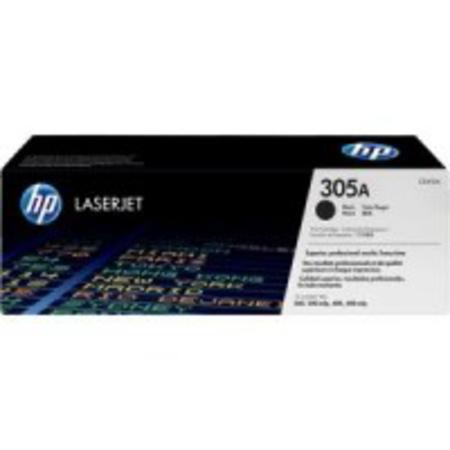 HP 305A Black Original Standard Capacity Toner Cartridge (CE410A)