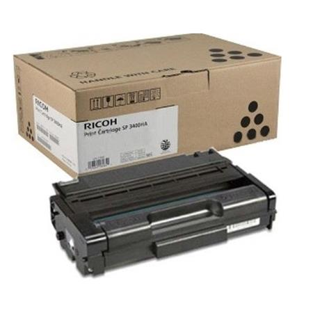 Ricoh 406464 Black Original Standard Capacity Toner Cartridge